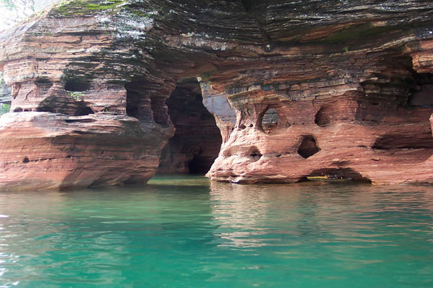 map idaho with Wi Apostle Islands Devils Island Caves on New Gallery Artist Erskine Wood also Harpy Eagle together with Paradise Stream2 l as well Road Map Of Utah further 45218496.